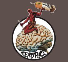 The Deadpool Dead Pool Shirt by Arrue1981