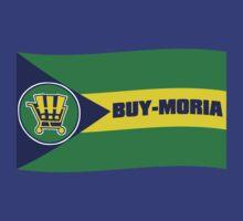 Chuck - Buy Moria Flag by Buleste