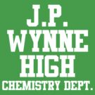 J.P. Wynne High - Breaking Bad by rexannakay