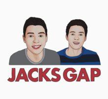 JacksGap Shirt by syrensymphony