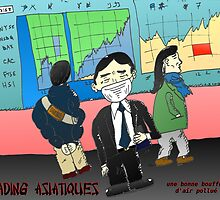 webcomic du trading asiatique et la mauvaise air by Binary-Options