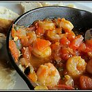 Shrimp Skillet by Mikell Herrick
