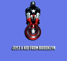 Just a kid from Brooklyn by jessellstuff