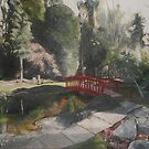 Arbour Bridge by Cherise Foster
