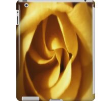 NOVEMBER ROSE iPad Case/Skin