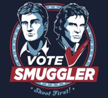 Vote Smuggler by ianleino