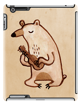 Ukulele Bear by Sophie Corrigan