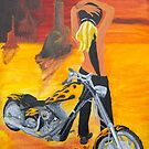 Biker Dreams Nr4 by Barbie Hardrock