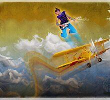 wing walker by David Kessler