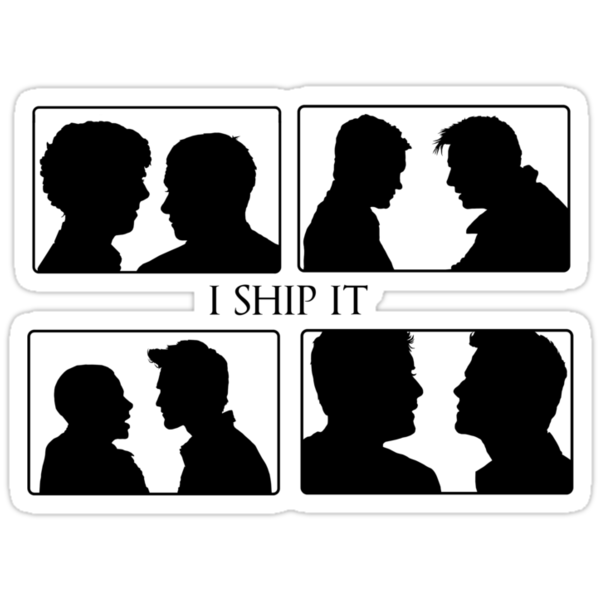 I Ship It by saniday