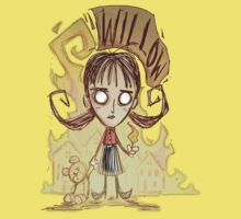 Dont Starve Willow by nowtfancy