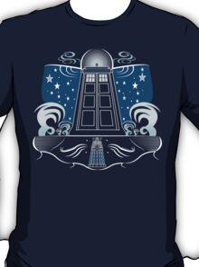 Through the vortex T-Shirt