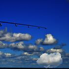 Cloud Fishing by Leslie Moroney
