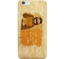Richie Tenenbaum, by Siri Vinter iPhone Case/Skin