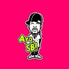 """Ayo, SB!"" iPhone Case by MarajMagazine"