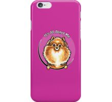 Orange Pomeranian :: Its All About Me iPhone Case/Skin