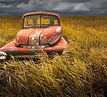 At Roads End by Randall Nyhof