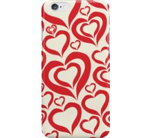 Love pattern iPhone Case/Skin