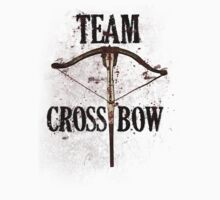 Team Crossbow by kittenofdeath