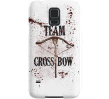 Team Crossbow Samsung Galaxy Case/Skin
