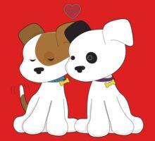 Puppy Couple Kids Clothes