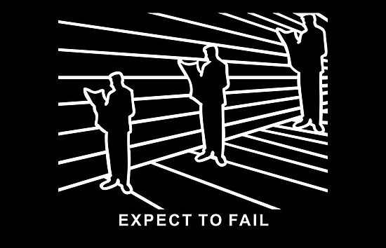 Ames Room - Expect to Fail by vivendulies
