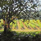 Vineyard&#x27;s Edge by Karen Ilari