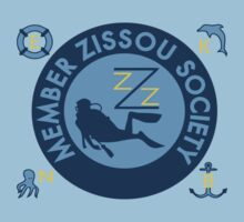 ZISSOU SOCIETY FLAG by superedu
