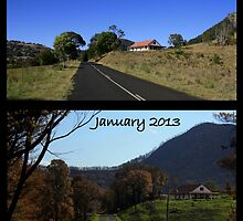 What a difference a month makes by myraj