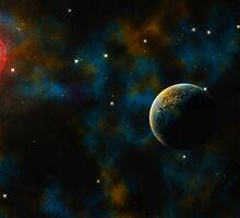 Deus Nebula by Dragos Dumitrascu