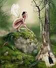 Woodland Fairy by Linda Lees