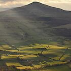 suagr loaf black mountains brecon beacons wales by blakmountphoto