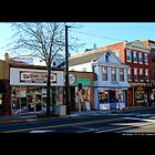 West Main Street - Riverhead, New York  by © Sophie W. Smith