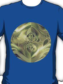 Metallic Leaves T-Shirt