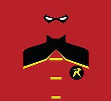 Robin Boy Wonder iPhone Case The Dark Knight Rises by metroemporium