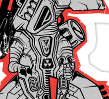Metal Gear T.REX Sticker