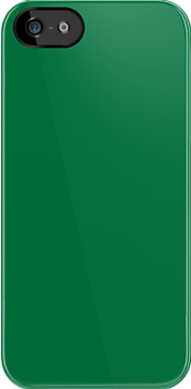 Dartmouth Green Fabric Print Iphone Case by Detnecs2013