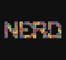 Tetris Nerd  by eZonkey