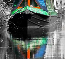 Narrowboat by Yampimon