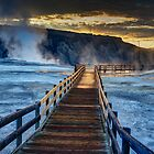 Terrace Boardwalk by Mark Kiver