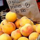 Peaches by Janie. D