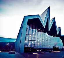 Riverside Museum by Stevie B