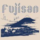 Mount Fuji Fujisan by Archpress