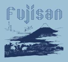 Mount Fuji Fujisan Kids Clothes