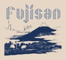Mount Fuji Fujisan by Archpress