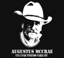 Augustus McCrae by demios