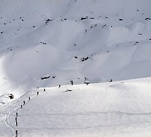 Off piste III by geophotographic