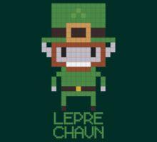 Leprechaun by jaredfin
