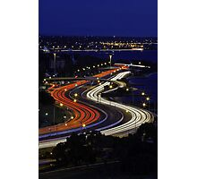 Kwinana Freeway - Western Australia  Photographic Print
