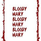 Supernatural - Bloody Mary by FeathersDiavolo